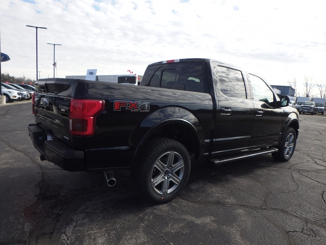 2018 F-150 Crew Cab 4x4, Pickup #JKD02269 - photo 2