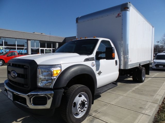 2016 F-550 Regular Cab DRW 4x4, Supreme Dry Freight #GEA36547 - photo 4