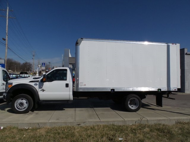 2016 F-550 Regular Cab DRW 4x4, Supreme Dry Freight #GEA36547 - photo 17