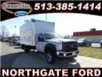 2016 F-550 Regular Cab DRW 4x4, Supreme Dry Freight #GEA36547 - photo 1