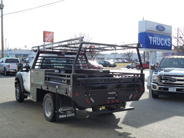 2016 F-450 Regular Cab DRW 4x4, Freedom Contractor Body #GEB34068 - photo 21