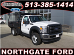 2016 F-450 Regular Cab DRW 4x4, Freedom Contractor Body #GEB34068 - photo 1