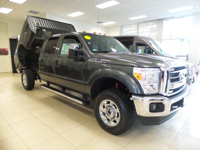 2016 F-350 Crew Cab 4x4, Dump Body #GEC12259 - photo 19