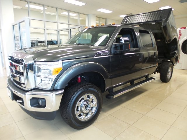 2016 F-350 Crew Cab 4x4, Dump Body #GEC12259 - photo 20