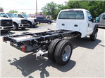 2016 F-550 Regular Cab DRW 4x4, Cab Chassis #GED16119 - photo 1