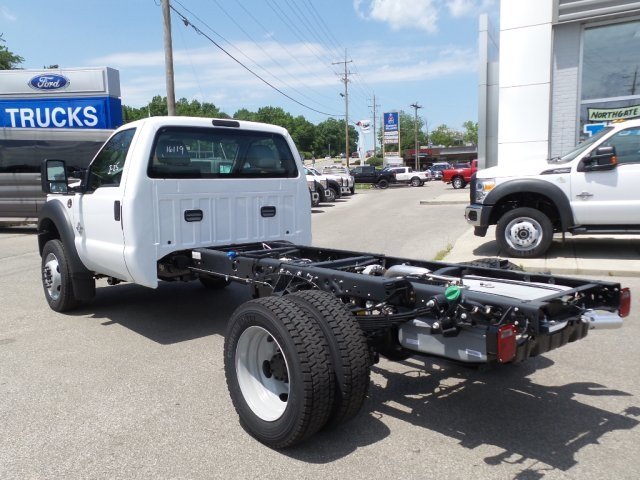 2016 F-550 Regular Cab DRW 4x4, Cab Chassis #GED16156 - photo 16