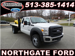 2016 F-450 Super Cab DRW 4x4, Monroe Platform Body #GED16158 - photo 1