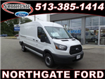 2017 Transit 250 Medium Roof, Cargo Van #HKA14019 - photo 1