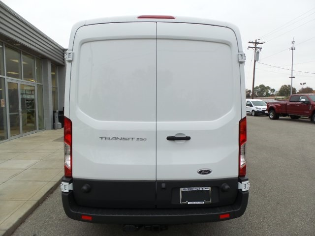 2017 Transit 250 Medium Roof, Cargo Van #HKA18744 - photo 4