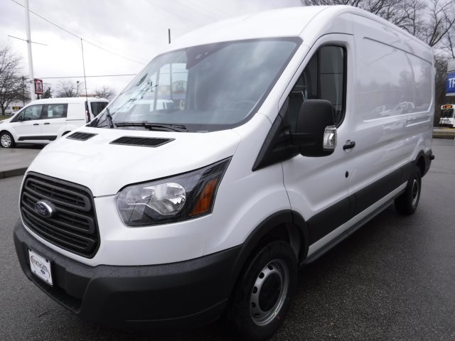 2017 Transit 250 Medium Roof, Cargo Van #HKA53836 - photo 3