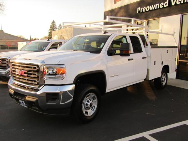 2019 Sierra 2500 Extended Cab 4x2,  Harbor Service Body #82530 - photo 3
