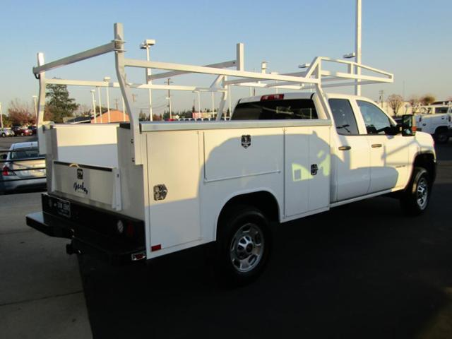 2019 Sierra 2500 Extended Cab 4x2,  Harbor Service Body #82530 - photo 2