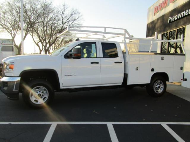 2019 Sierra 2500 Extended Cab 4x2,  Harbor Service Body #82530 - photo 5
