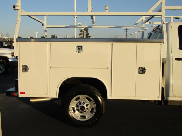 2019 Sierra 2500 Extended Cab 4x2,  Harbor Service Body #82540 - photo 5