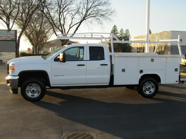 2019 Sierra 2500 Extended Cab 4x2,  Harbor Service Body #82540 - photo 2