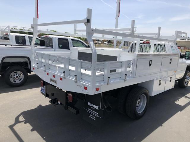 2019 Sierra 3500 Regular Cab DRW 4x2,  Knapheide Contractor Body #83870 - photo 1