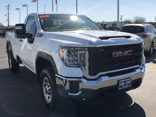 2020 GMC Sierra 3500 Regular Cab 4x2, Pickup #86600 - photo 4
