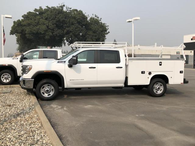 2020 GMC Sierra 2500 Crew Cab RWD, Service Body #87220 - photo 4