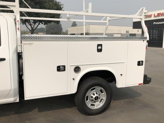 2020 GMC Sierra 2500 Crew Cab RWD, Service Body #87220 - photo 2