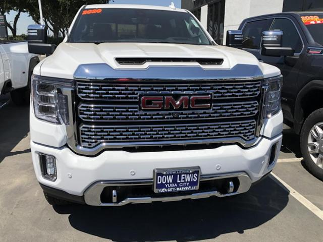 2020 GMC Sierra 2500 Crew Cab 4x4, Pickup #87420 - photo 1