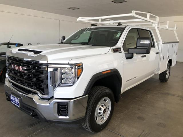 2020 GMC Sierra 2500 Crew Cab RWD, Service Body #87440 - photo 1