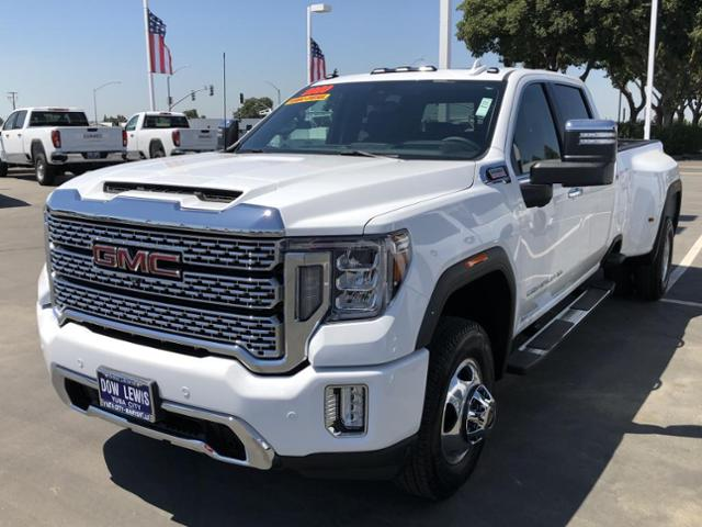 2020 GMC Sierra 3500 Crew Cab 4x4, Pickup #87490 - photo 1