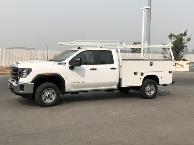 2020 GMC Sierra 2500 Double Cab 4x4, Service Body #87740 - photo 2