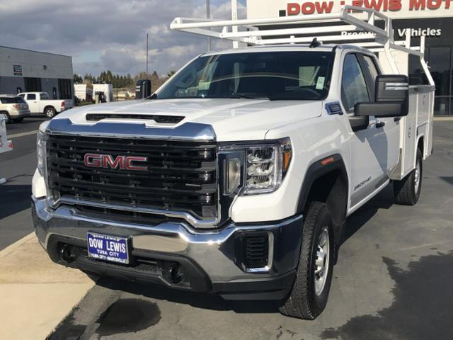 2020 GMC Sierra 2500 Double Cab 4x4, Cab Chassis #88730 - photo 1