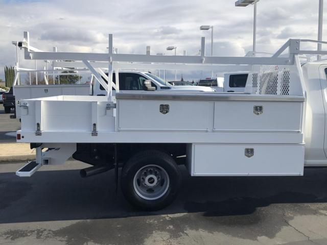 2020 GMC Sierra 3500 Regular Cab 4x4, Harbor Contractor Body #88760 - photo 6