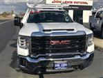 2020 GMC Sierra 3500 Regular Cab 4x4, Harbor Contractor Body #88760 - photo 3