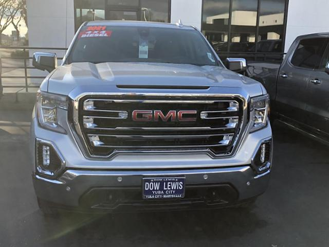 2021 GMC Sierra 1500 Crew Cab 4x4, Pickup #88990 - photo 1