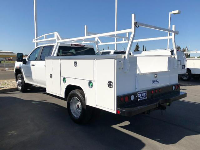2020 GMC Sierra 3500 Crew Cab 4x4, Service Body #89370 - photo 1