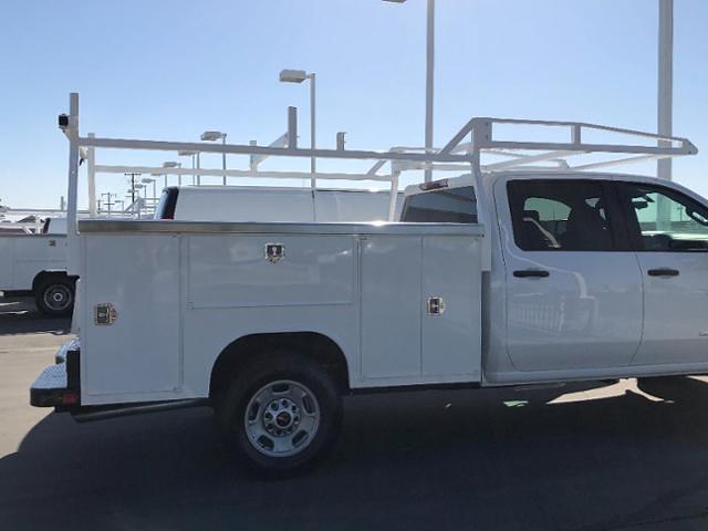 2020 GMC Sierra 2500 Crew Cab 4x2, Service Body #89380 - photo 8