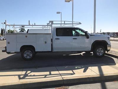2020 GMC Sierra 2500 Crew Cab 4x2, Service Body #89380 - photo 5