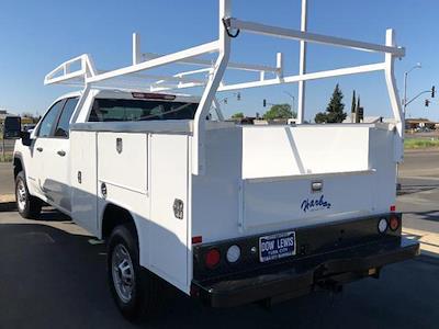 2020 GMC Sierra 2500 Crew Cab 4x2, Service Body #89380 - photo 2