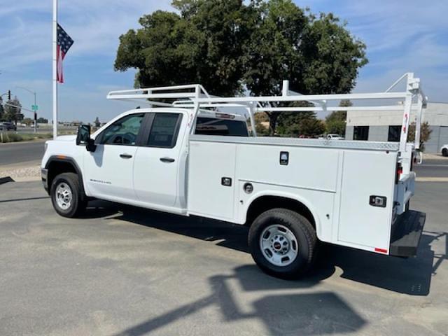 2021 Sierra 2500 Double Cab 4x4,  Service Body #90310 - photo 2