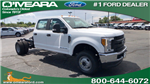 2017 F-350 Crew Cab DRW 4x4, Cab Chassis #HED44307 - photo 1