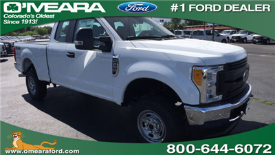 2017 F-250 Super Cab 4x4 Pickup #HED78522 - photo 1