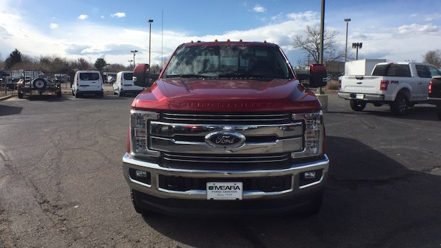 2017 F-350 Crew Cab 4x4, Pickup #HEF37764 - photo 9