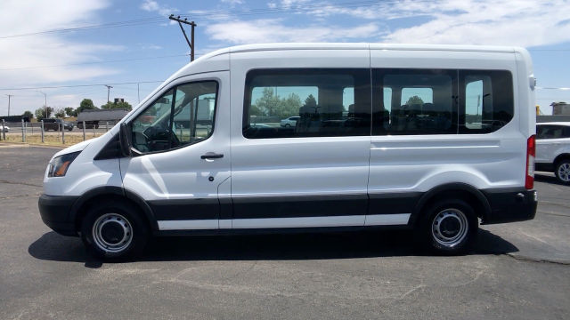 2017 Transit 350 Passenger Wagon #HKA45413 - photo 5