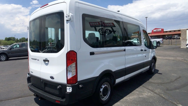 2017 Transit 350 Passenger Wagon #HKA45413 - photo 2