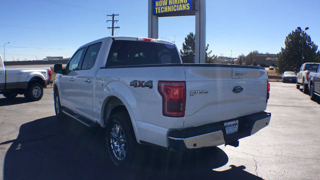 2017 F-150 Crew Cab 4x4 Pickup #HKC29214 - photo 6