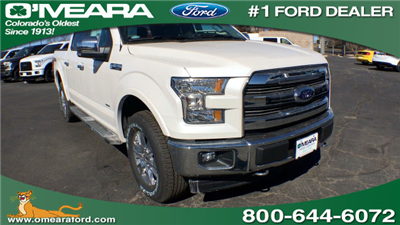 2017 F-150 Crew Cab 4x4 Pickup #HKC29214 - photo 1