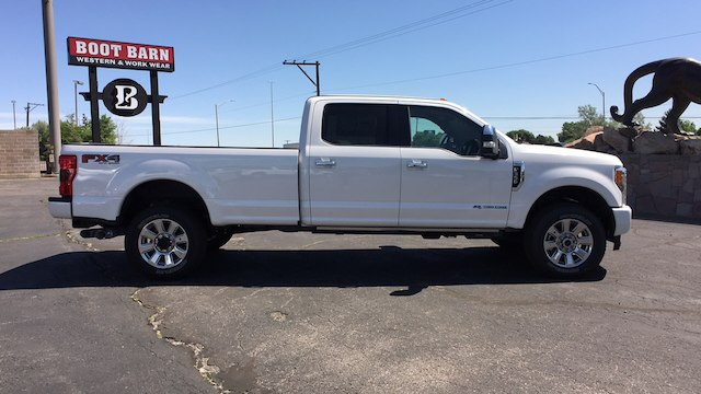 2018 F-350 Crew Cab 4x4,  Pickup #JEB16793 - photo 7