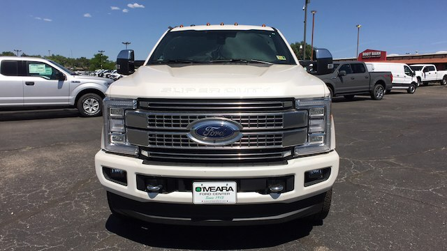 2018 F-350 Crew Cab 4x4,  Pickup #JEB16793 - photo 9
