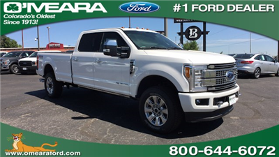 2018 F-350 Crew Cab 4x4,  Pickup #JEB16793 - photo 1