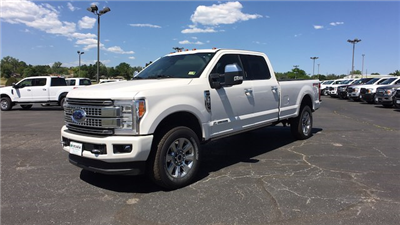 2018 F-350 Crew Cab 4x4,  Pickup #JEB16793 - photo 3