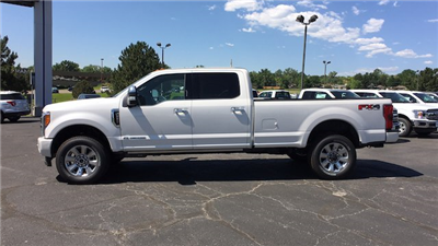 2018 F-350 Crew Cab 4x4,  Pickup #JEB16793 - photo 4