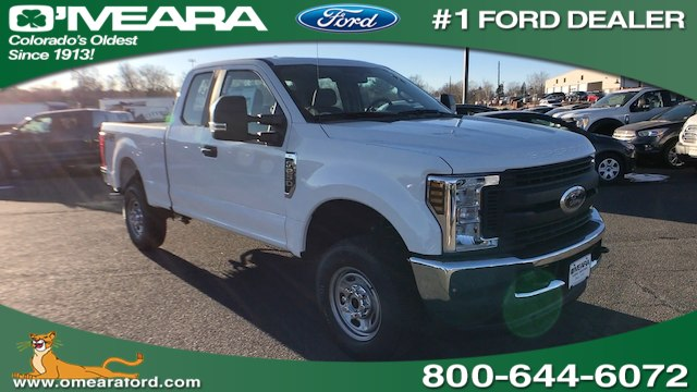 2018 F-250 Super Cab 4x4, Pickup #JEB19696 - photo 1