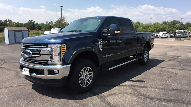 2018 F-250 Crew Cab 4x4,  Pickup #JEB51229 - photo 3